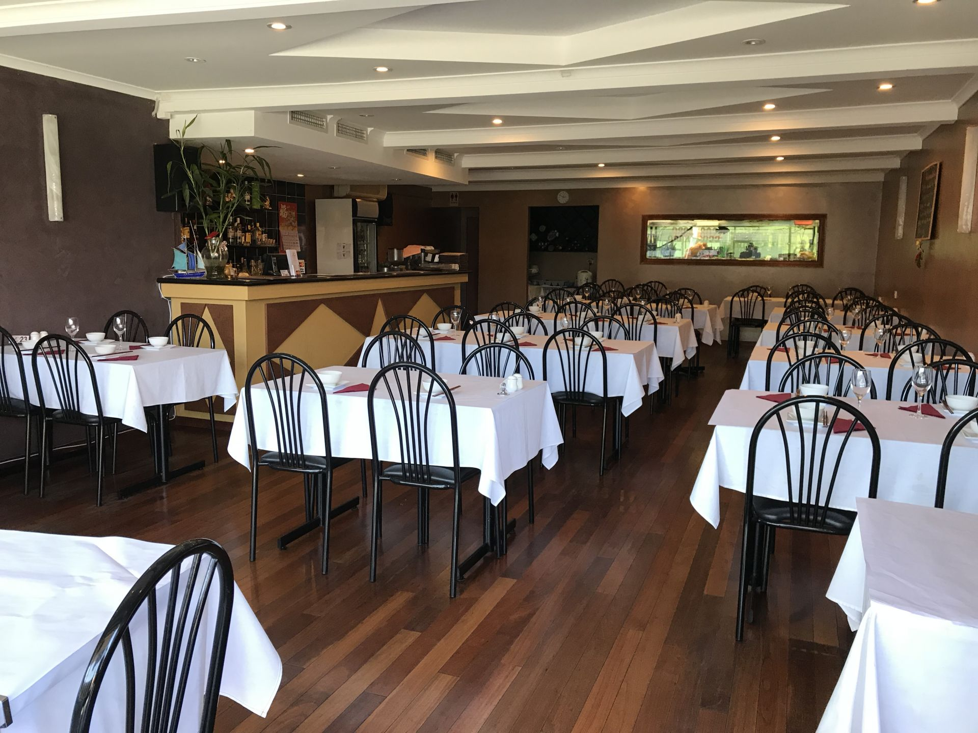 Fully Equipped Restaurant