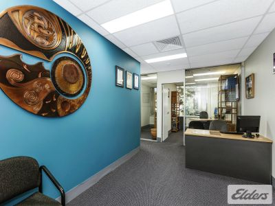 TURN-KEY TOOWONG OFFICE WITH CARS!