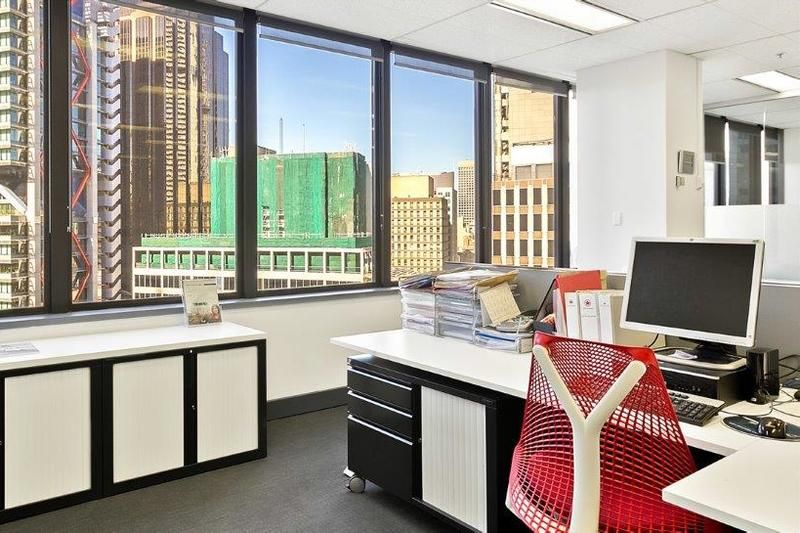 High Quality Office Space - Sydney CBD Financial Core