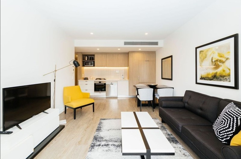 Tightly Held Boutique Home in the Exclusive 'Emporium Apartments'