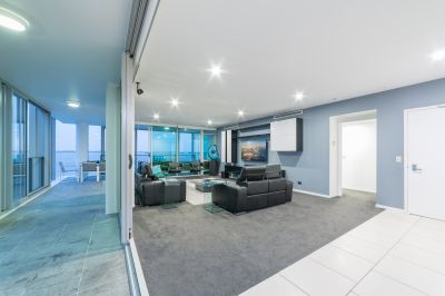 Magnificent Corner Position - Views over Broadwater to Spectacular Surfers Paradise - Rare Opportunity