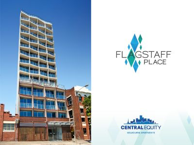 Flagstaff Place: Modern One Bedroom with Whitegoods Included!