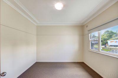 LIGHT FILLED THREE BEDROOM
