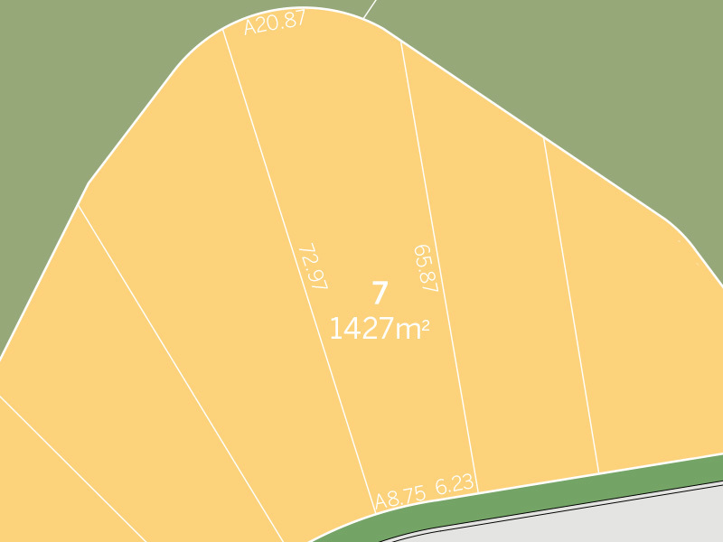 Silverdale Lot 7 Proposed Road