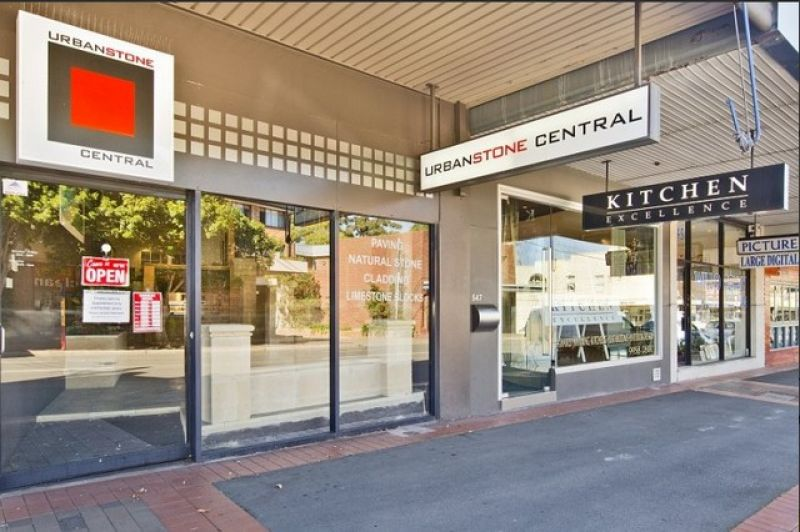 Quality Showroom Space Available for Lease - Willoughby Road