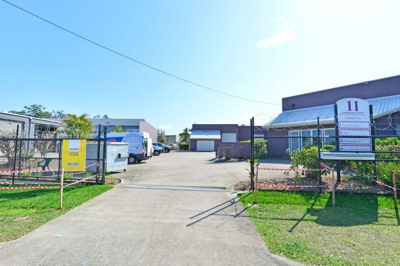 Secure Corner Position Industrial Unit