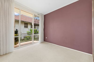 Light filled Two Bedroom Unit with Parking