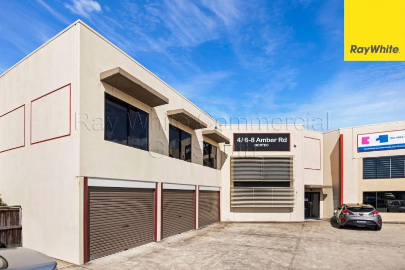 Rare Office Space with Lock Up Garages