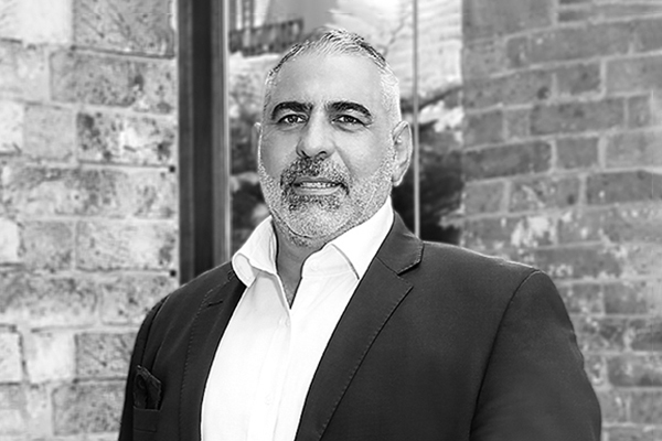 Conrad Nissirios Real Estate Agent