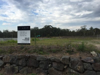 VACANT INDUSTRIAL LAND - LANDSBOROUGH