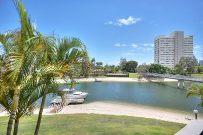Waterfront Renovated 2 Bedroom Unfurnished Apartment