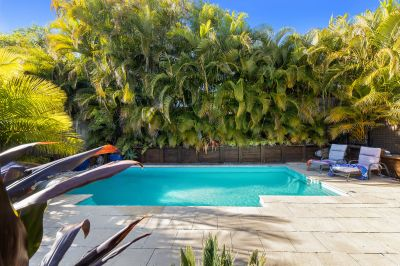 Tropical Oasis in the Heart of Coolum