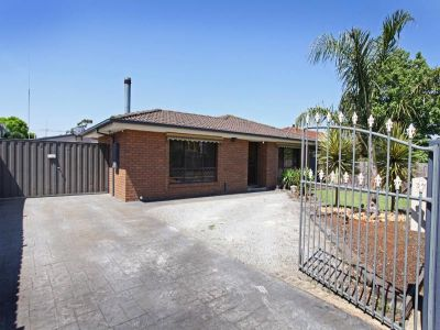 Neat and tidy and ideally located. This affordable family home offers good size accommodation inside and out.