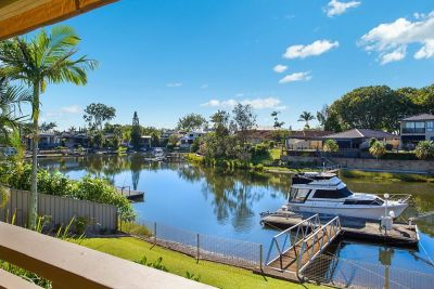 Single Level Family Home Just Off Main River