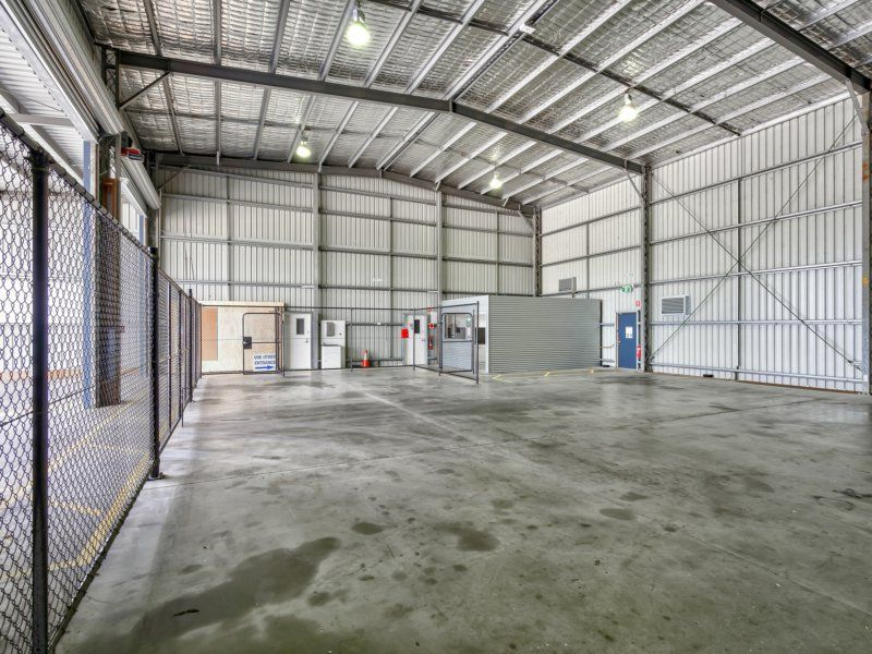 386sqm Warehouse/Office + Awning + Hardstand
