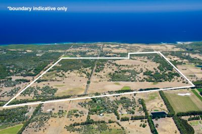 Proposed Lot 43 Moses Rock Road, Wilyabrup
