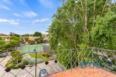 IDEALLY LOCATED TOP FLOOR APARTMENT IN FANTASTIC SOUGHT AFTER LOCALE