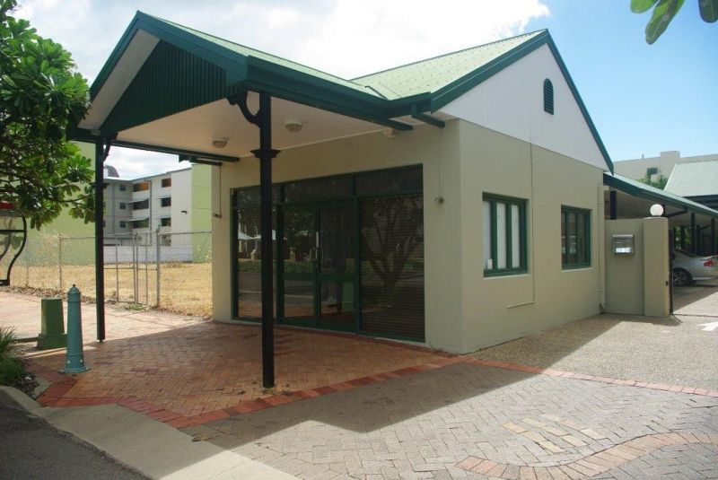 Standalone Palmer Street commercial building