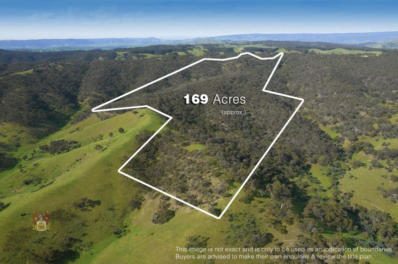 PERFECT WEEKEND PLAYGROUND - 169 ACRES