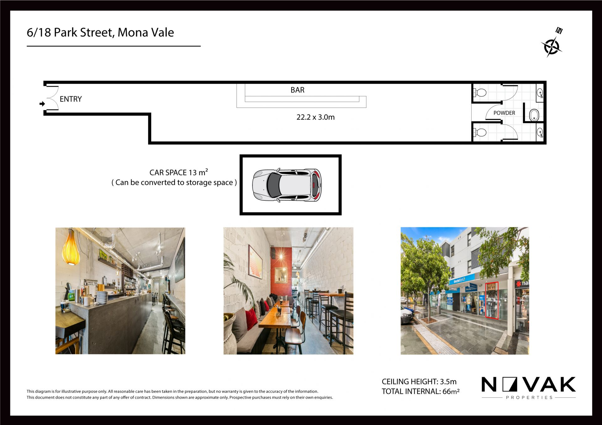 MUST SELL!! 6.5% RETURN NOW!! Prime Retail in the Heart of Mona Vale! Great Exposure & Entry Opportunity!!!