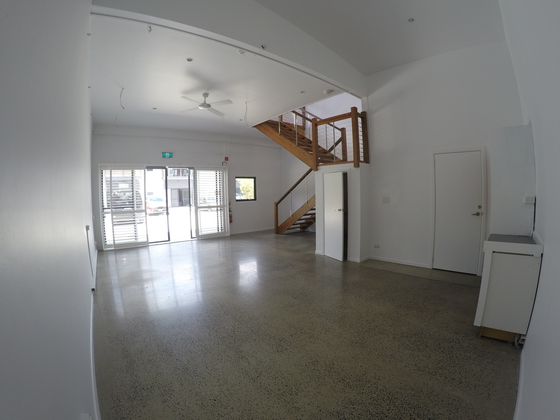 82m2 Commercial Suite with Mezzanine – AVAILABLE NOW!