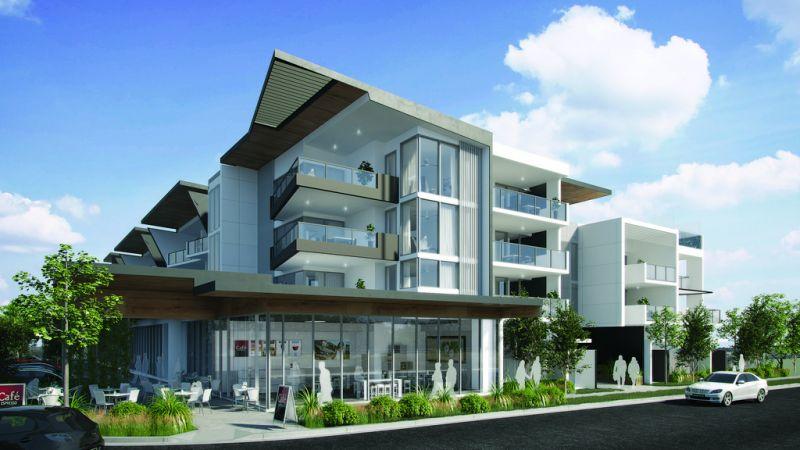 Ground Floor Retail / Office - In Brand New Dune Development