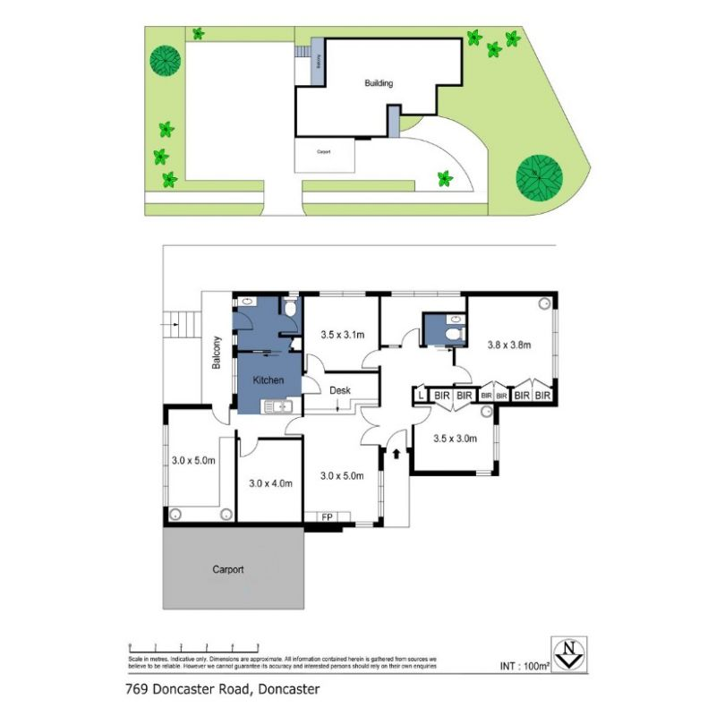 BEST PRICED MEDICAL CLINIC - 18 MONTH LEASE MAX