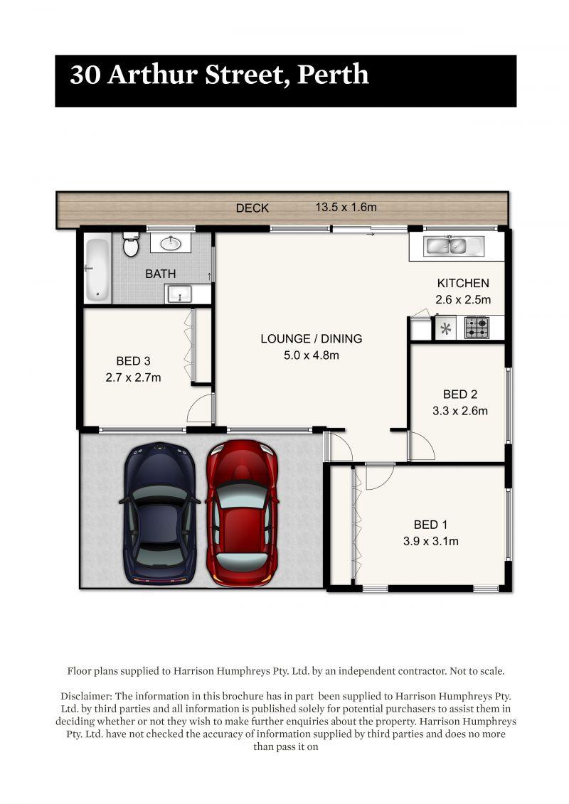 30 Arthur Street Floorplan