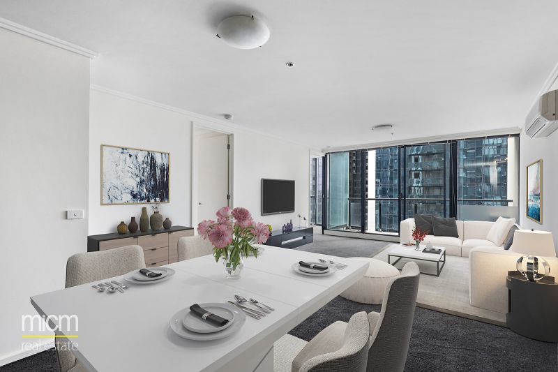 Light-Filled and Large Southbank Living