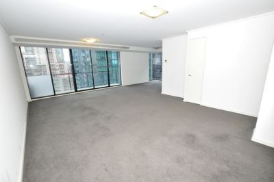 Melbourne Tower: 17th Floor - 2 Car Spaces Plus Separate Study Area!