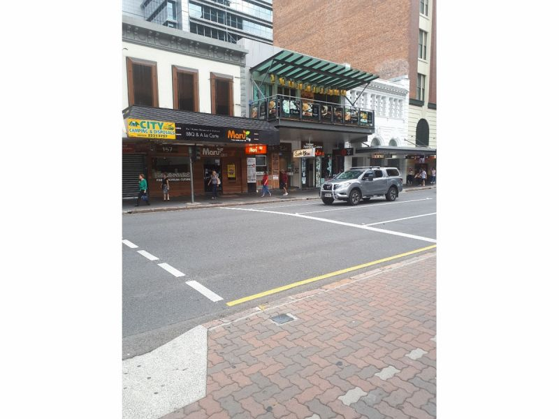 Popular Elizabeth Street  Basement Retail 220 square metres