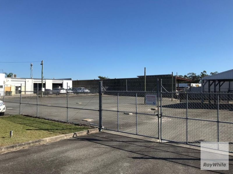 Industrial Lot on Busy First Avenue For Sale