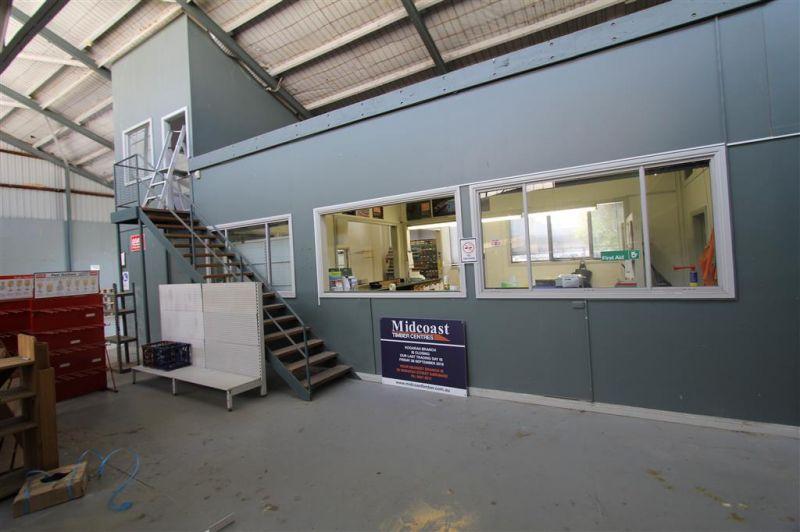 1,003m² Storage Warehouse - Short Term Lease