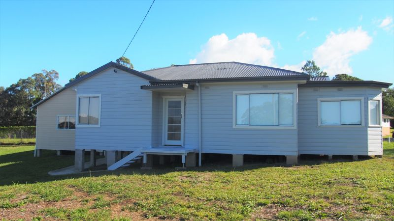 RECENTLY RENOVATED 3 BEDROOM HOME
