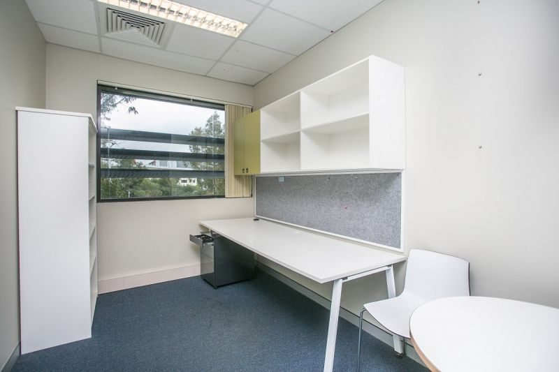 FULLY FITTED OUT AND EQUIPPED OFFICE