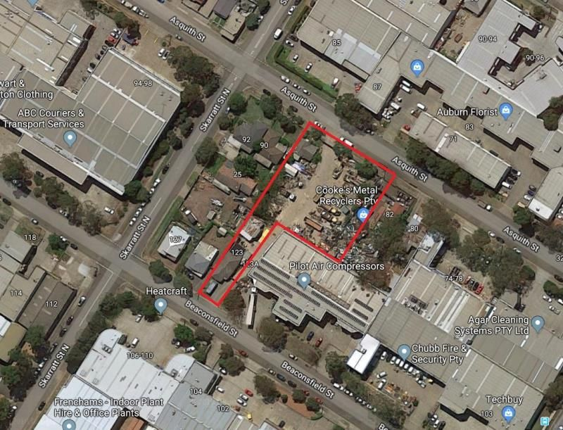 Silverwater Land Sale Opportunity