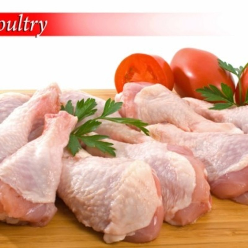 Poultry shop, fully run by management and staff.