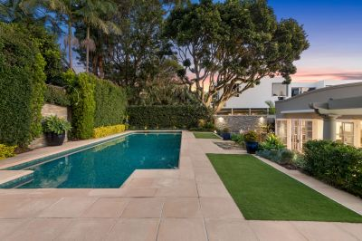Exceptional Family Residence With Grand Charm, In Serene Locale