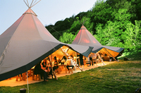 Tipi Hire - Unique Celebrations in Stunning Tents