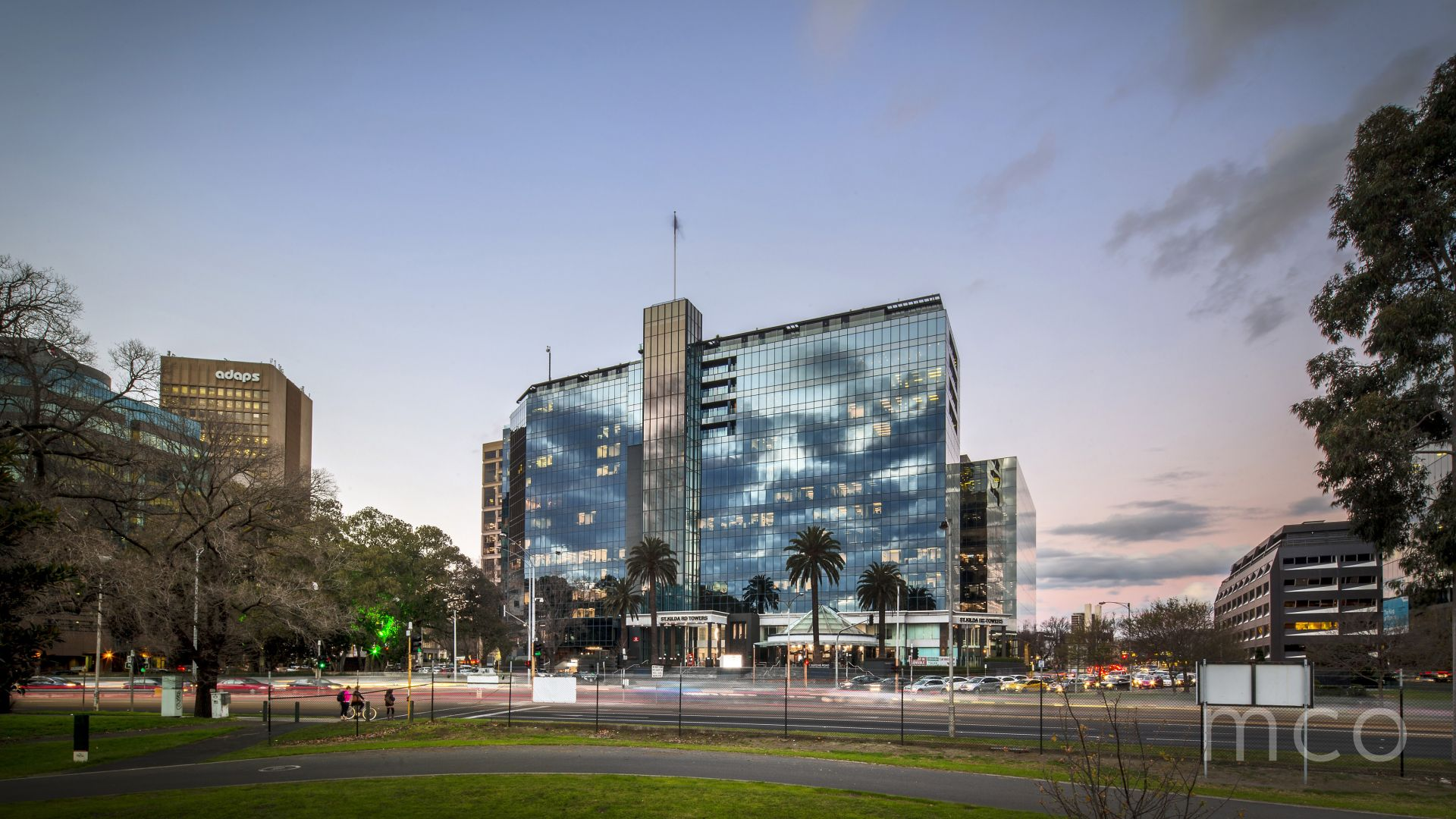 The perfect leasing opportunity with breathtaking views in the iconic St Kilda Rd Towers!