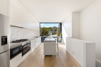 Architecturally Brilliant Terrace-Style Residence in the Heart of Double Bay