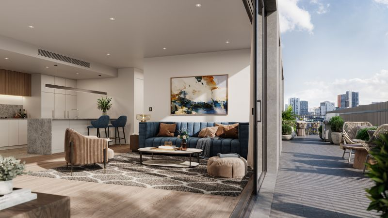 Life is better downtown. A stunning collection of 1,  2 and 3 bedroom residences.-019