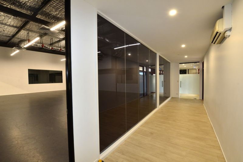 Studio Or Office Fitted As A Dance Studio