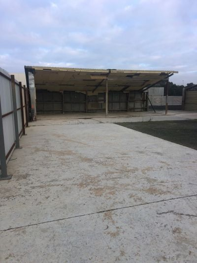 Need Yard Space with Warehouse?
