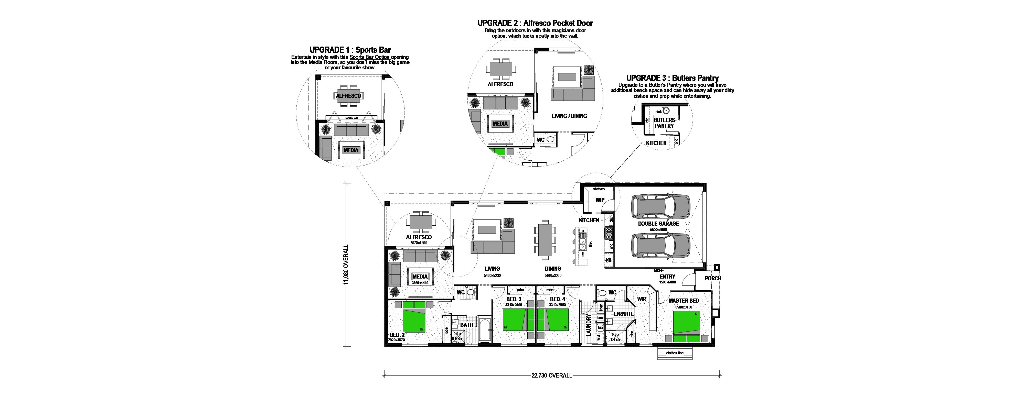 29 NORTH STREET NGARUAWAHIA Floorplan
