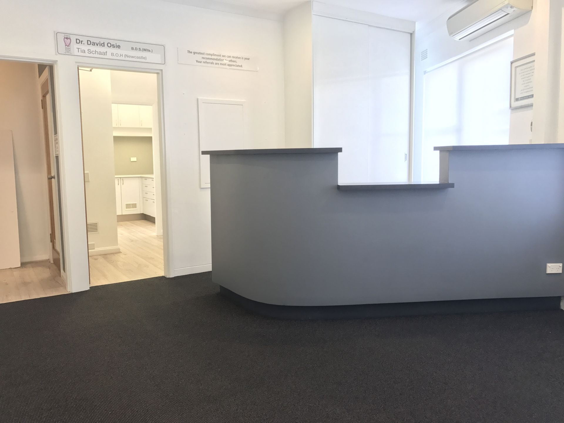 Pymble Dental Surgery Ready to Occupy!!