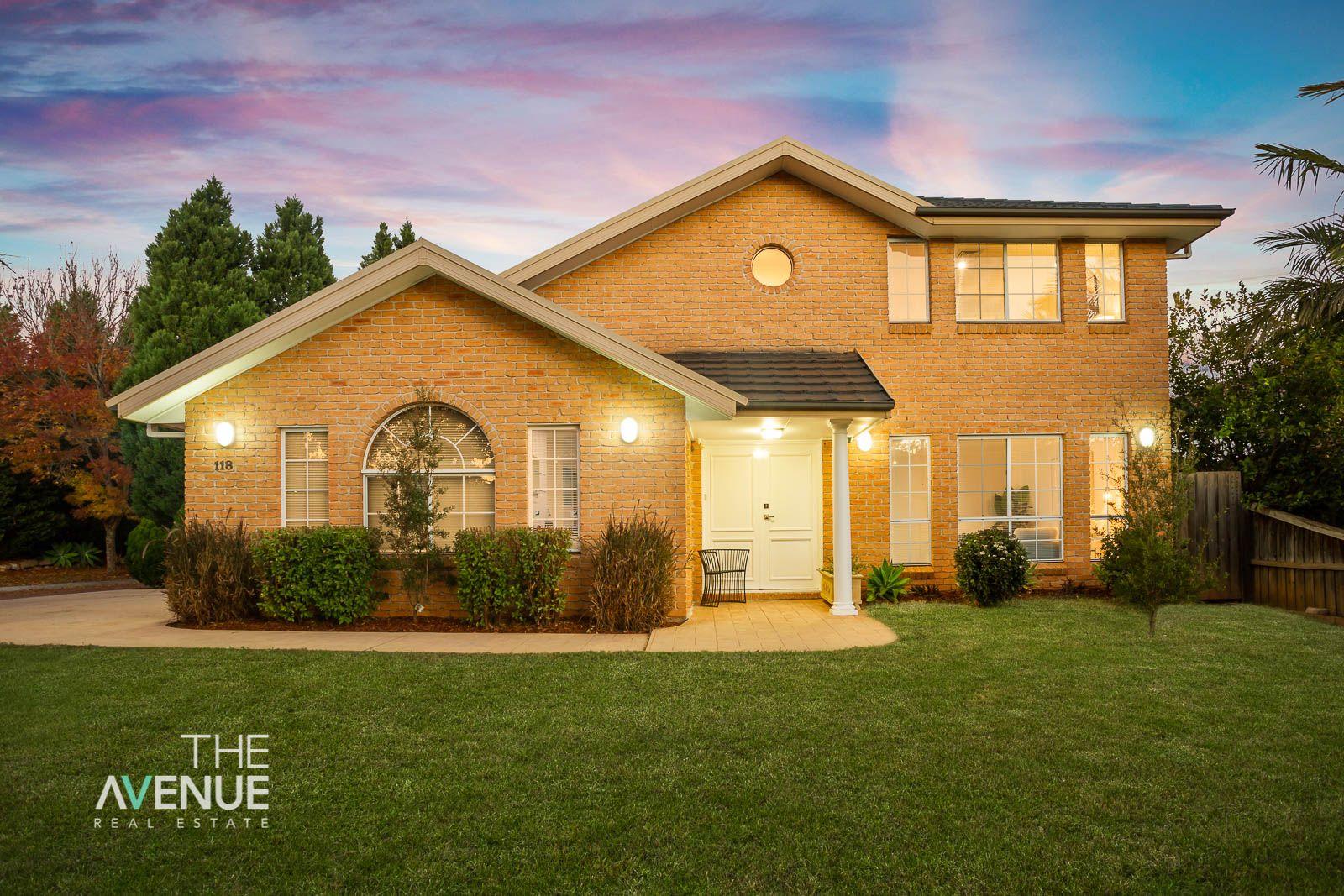 118 Bella Vista Drive, Bella Vista NSW 2153