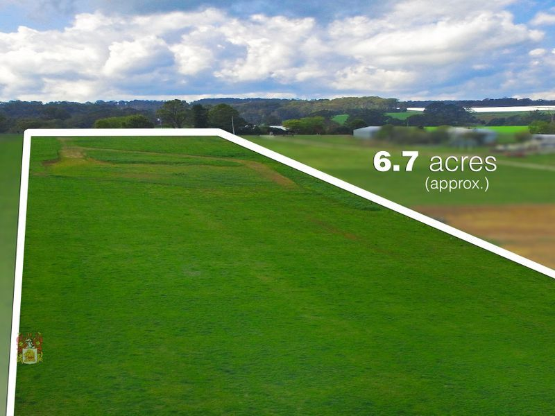 SURPASS YOUR EXPECTATIONS - 6.7 ACRES