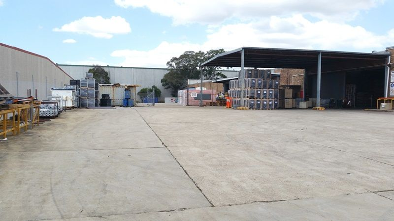 Secure Warehouse & Yard Space