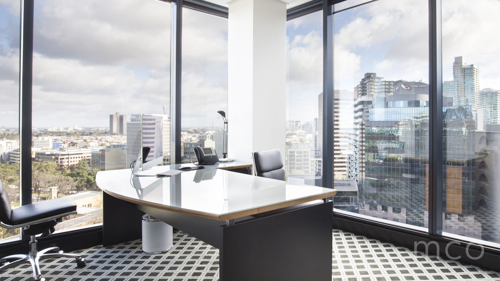 Spacious suite available for a growing business at St Kilda Rd Towers